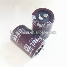 Aluminum Electrolytic Capacitor 100v 3300uf <b>30x40mm</b> 105celsius ...