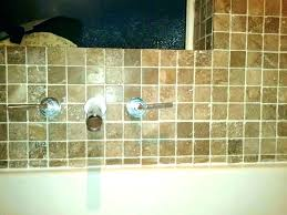 seal shower grout how to seal shower tile sealing shower grout sealing grout in shower tile