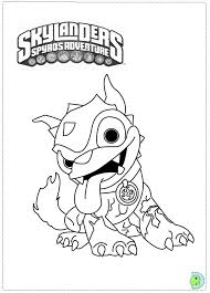 Trendy Inspiration Ideas Skylanders Color Alive Pages Coloring Page