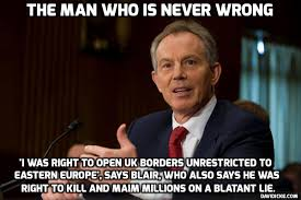 Image result for blair iraq war