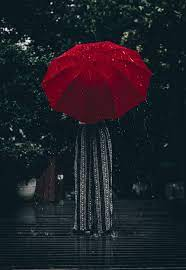 Girl In Rain Pictures