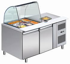 Counter Fridge King Kpgc2hd King Kpgc2 Refrigerated 2 Door Prep Counter With