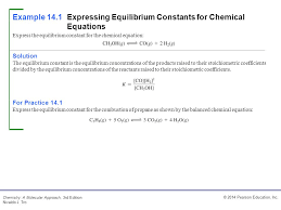 coefficients in a chemical equation express between molecules or