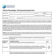 the tok course pearltrees sample c essay planning and