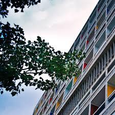 Cite Radieuse Le Corbusier By Vincent Linder