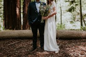 Andrea And Gabriels Big Sur Wedding Intimate Weddings Small