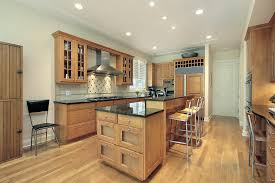 Kitchen Colors With Light Wood Cabinets Best Inspiration Design