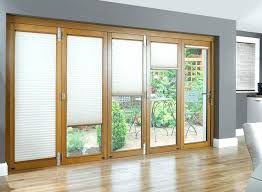 replacement door glass with blinds replace door with window alternatives to sliding glass doors replace sliding