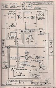 Ford 3000 Lights Ford 3000 Tractor Instrument Panel Wiring Diagram Free