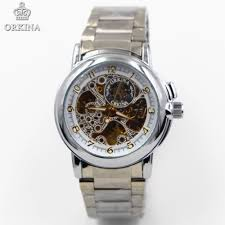 aliexpress com buy watches men famous top brand luxury skeleton aliexpress com buy watches men famous top brand luxury skeleton watch for men wristwatch hollow stainless steel wrist watch relojes hombre from reliable