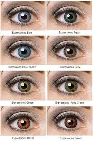 Color Contacts Enhance Your Appearance Coopervision