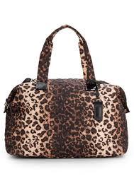 Steve Madden Steve Madden Quilted Leopard-Print Duffle Bag ... & Steve Madden Quilted Leopard-Print Duffle Bag Adamdwight.com