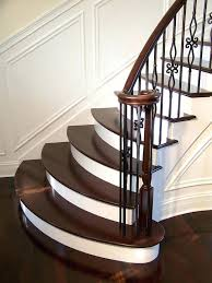 wooden stairs cost top wood glass