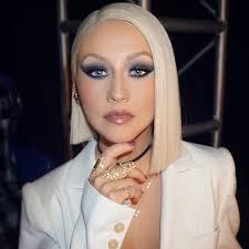 voice get the look christina aguilera 2016 celebrity makeup artist
