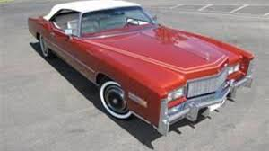 1976 Cadillac Eldorado for sale near Annapolis, Maryland 21401 ...
