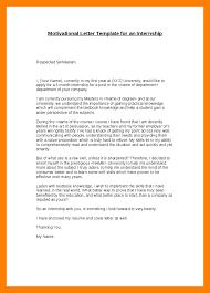 Motivational Letter Internship Yeni Mescale Motivation Abroad