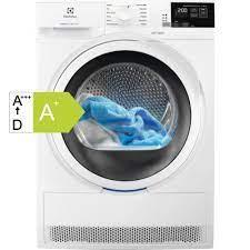 Electrolux EW7H4824EB Beyaz A+ 8 kg Çamaşır Kurutma Makinesi Fiyatları