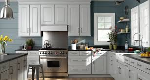 paint cabinets whitePaint Maple Kitchen Cabinets Antique White  Creative Home