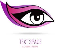 Woman eye Logo Vector (.EPS) Free Download