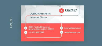 Free Template Business Card Indesign 10 Up With Bleed Adobe