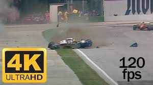F1'in en karanlık günü Imola 1994   Senna'nın kazası