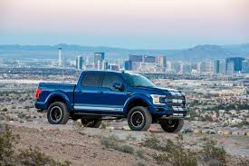 First Drive: 2018 Shelby F-150