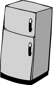 refrigerator clipart black and white. refrigerator png images 378 x 600 clipart black and white t