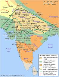 Mughal Dynasty History Map Rulers Facts Britannica