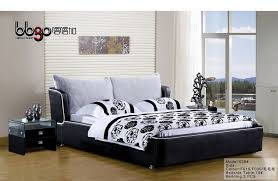 China Fancy Bedroom Sets Fabric Bed (528) - China Fancy Bedroom Sets ...