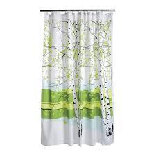 marimekko kaiku long polyester shower curtain  marimekko shower
