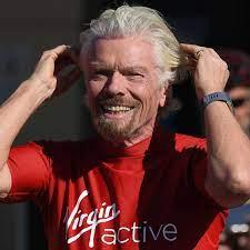 """Space Race"""" der Milliardäre: Richard Branson drängt in den Weltraum"""