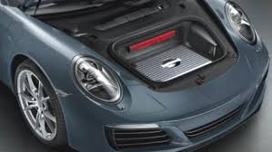 porsche 911 turbo interior. porsche 911 turbo 2016 boot zoom interior