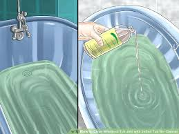 how to clean bath jets image titled clean whirlpool tub jets with jetted tub bio cleaner