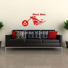 Small Picture Online Get Cheap Fire Wall Decals Aliexpresscom Alibaba Group