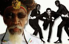 BLESSED EARTH STRONG TO BUNNY WAILER O.M.