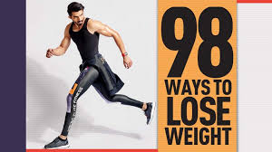 98 ways to lose weight final