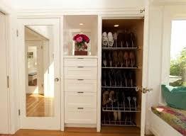 Mudroom Shoe Storage Option