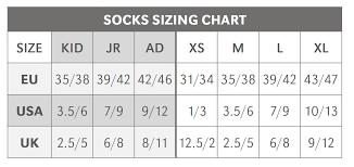 Errea Size Chart Errea Skip Socks White