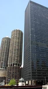 modern architecture city. Unique Architecture Chicago Modernism Contrasts In Modern Architecture As Shown By Adjacent  Highrises Chicago Illinois IBM Plaza Right Ludwig Mies Van Der Rohe  In Modern Architecture City