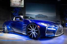 lexus lc 500 blue. 01-lexus-lc500-concept-black-panther-inspired-angle- lexus lc 500 blue