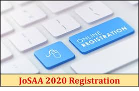 Josaa 2020 Registration Choice Filling Dates Procedure