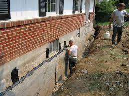 basement water leakage solutions