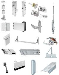 commercial parts and accessories