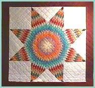 This Hidatsa-Arikara woman also makes nice Native American star ... & This Hidatsa-Arikara woman also makes nice Native American star quilts. Adamdwight.com