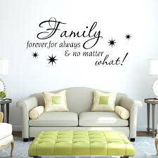 family quotes for wall decals living room wall decals stickers art cabinet  hardware room best living