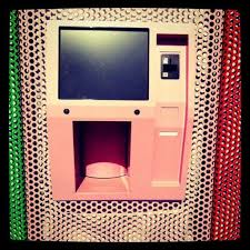 Cupcake Vending Machine Houston Custom A CupcakeATM In Beverly Hills How Cool Is That Houston Needs One