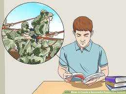 How To Create A Successful Project For School With Pictures