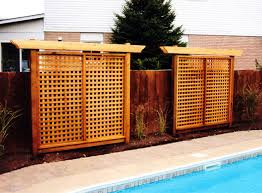 Backyard Privacy Screens Amazing For Backyards Large And Intended 13 ...