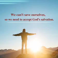 God Encouragement Quotes We Need to Accept God's Salvation Uplifting Quotes 44