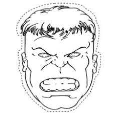 Printable Hulk Coloring Pages Best Free Coloring Pages Site
